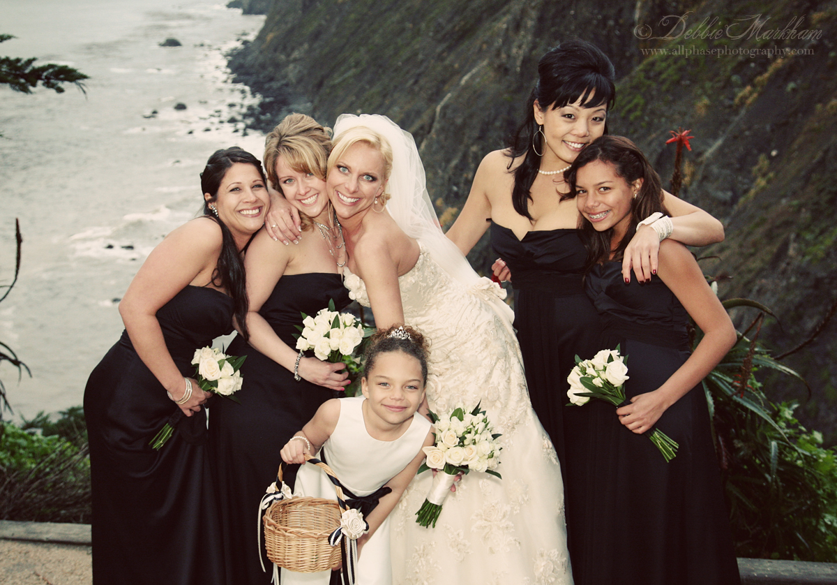 Rainy Day Wedding at Ragged point- Girls have Fun-email size