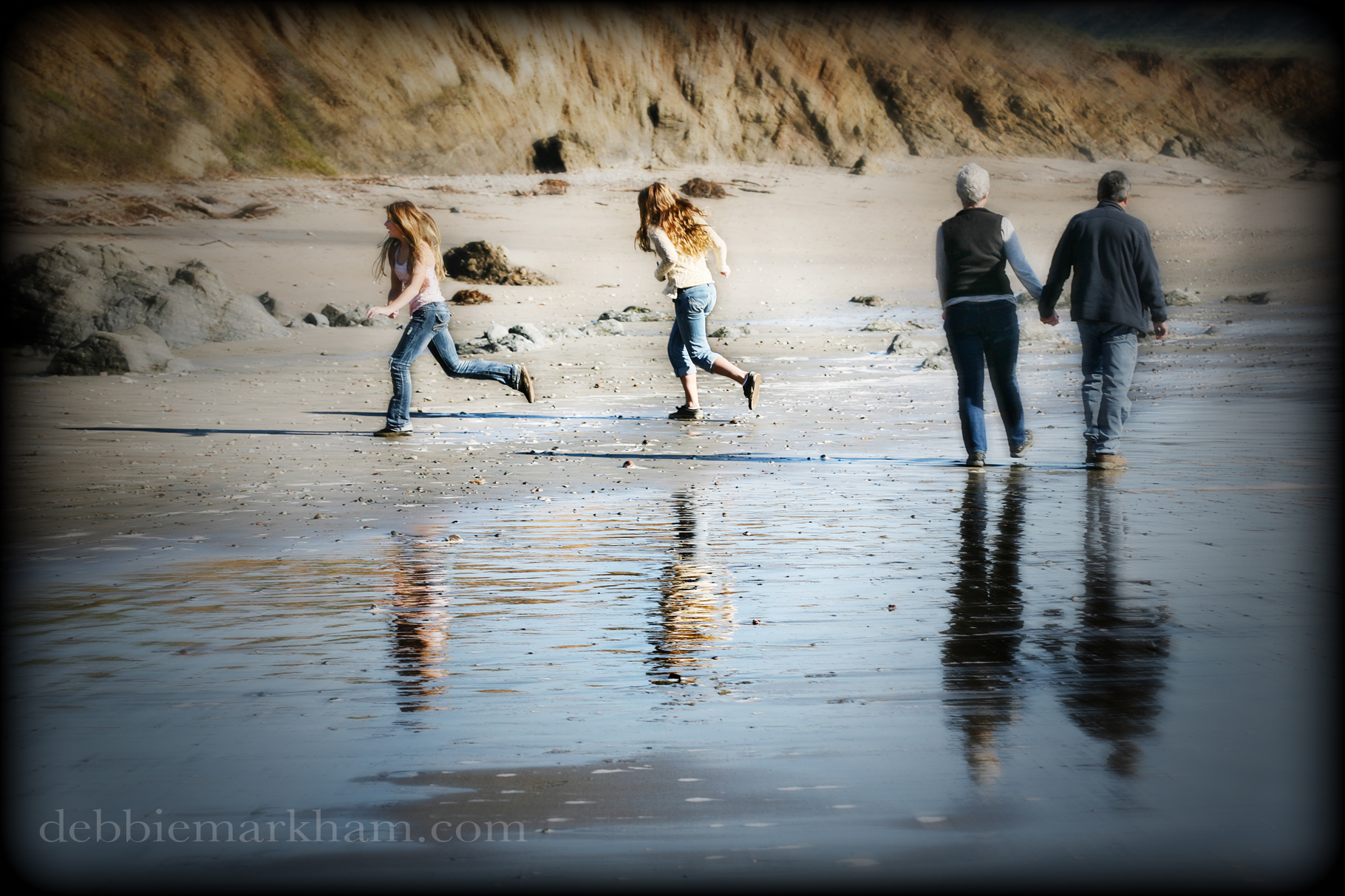 Corbet Family Reunion Photography in San Simeon-Hearst State Beach20