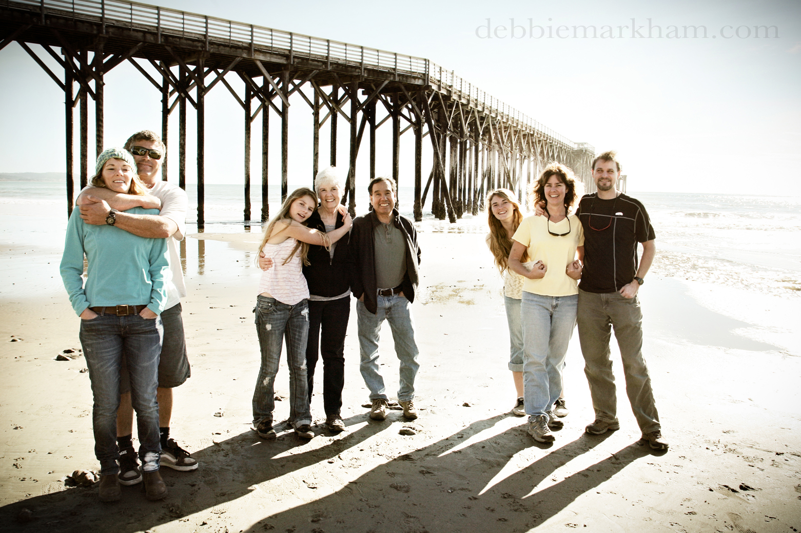 Corbet Family Reunion Photography in San Simeon-Hearst State Beach29