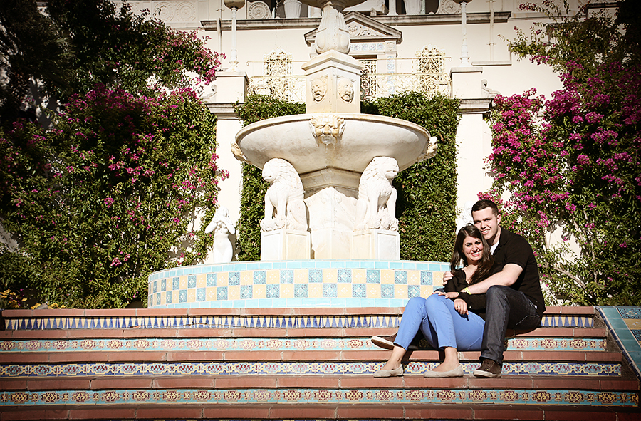 Hearst Castle Secret Marriage Proposal- Photography Cambria Wedding Photographer Debbie Markham19