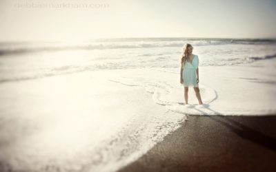 Kendall Senior Portrait on the Beach-Cambria6
