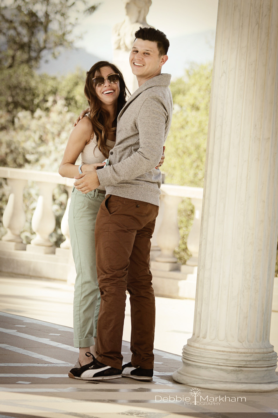 Debbie Markham Cambria Photographer-Victor proposes to Alma at Hearst Castle-Engagement SessionIMG_8941