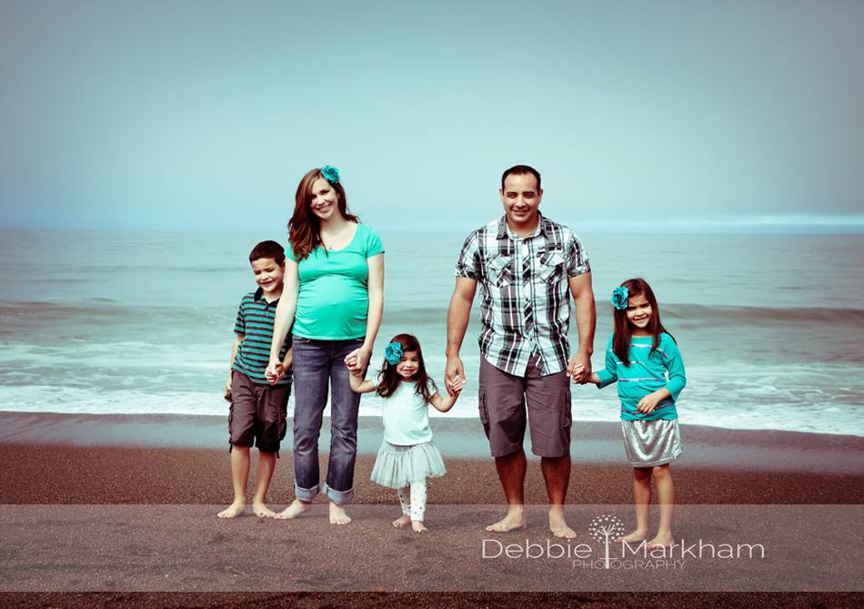 debbie markham photography - Family Photos Moonstone Beach July 1-2013- filter-25