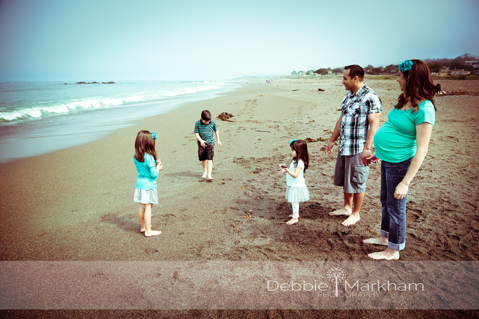 debbie markham photography - Family Photos Moonstone Beach July 1-2013- filter-33