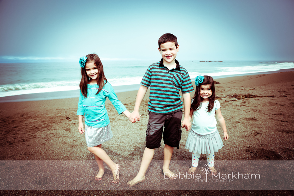 debbie markham photography - Family Photos Moonstone Beach July 1-2013- filter-37