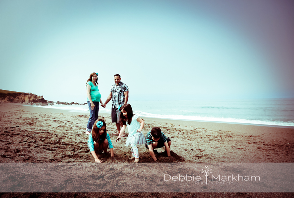 debbie markham photography - Family Photos Moonstone Beach July 1-2013- filter-39
