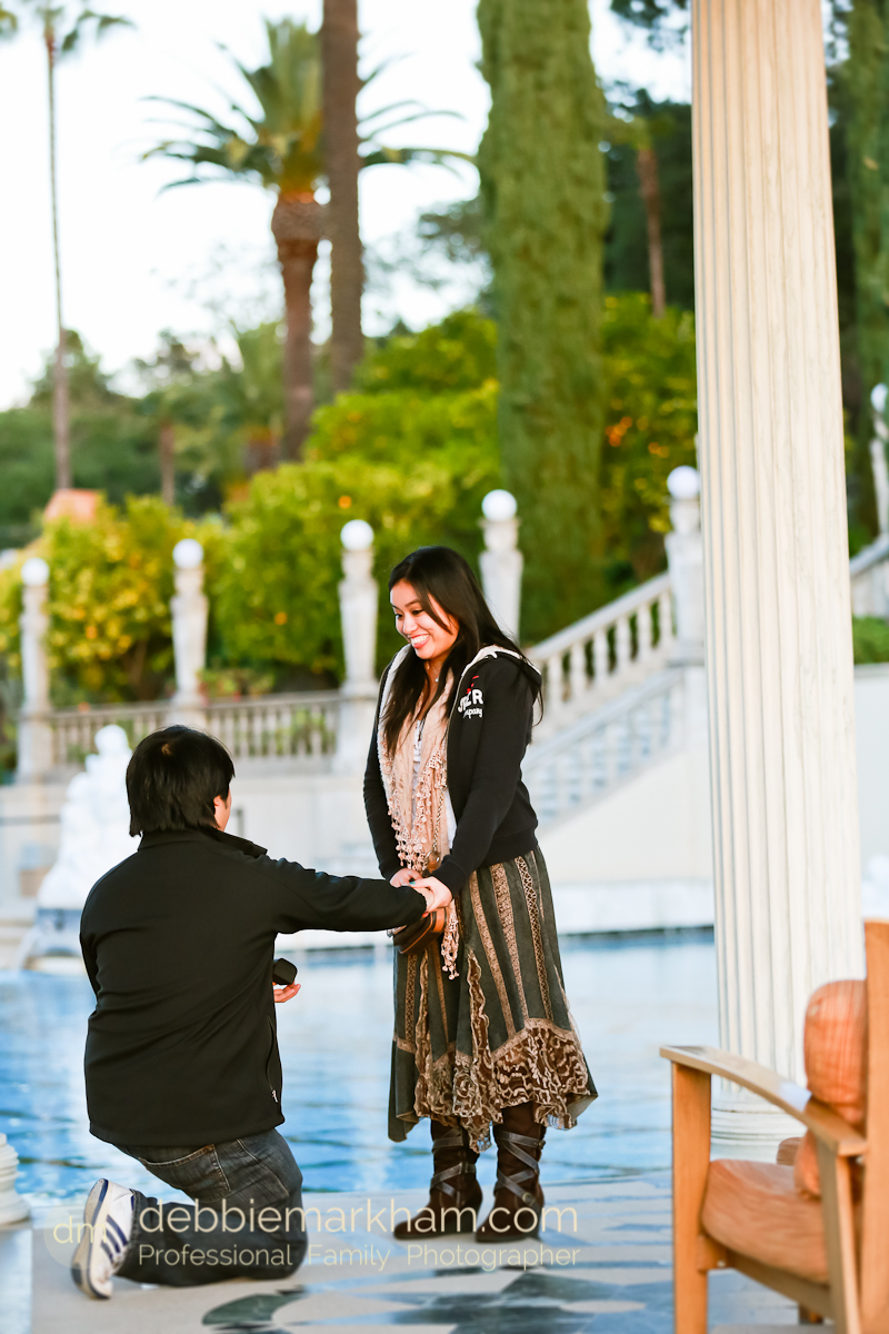 Surprise Marriage Proposal at Hearst Castle010
