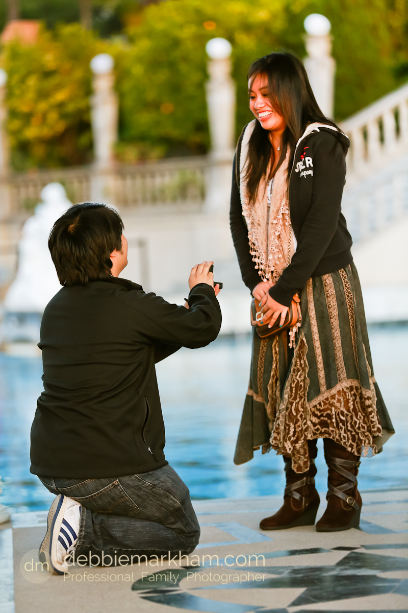 Surprise Marriage Proposal at Hearst Castle011
