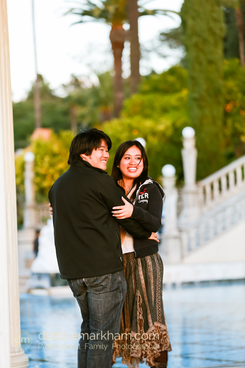 Surprise Marriage Proposal at Hearst Castle016