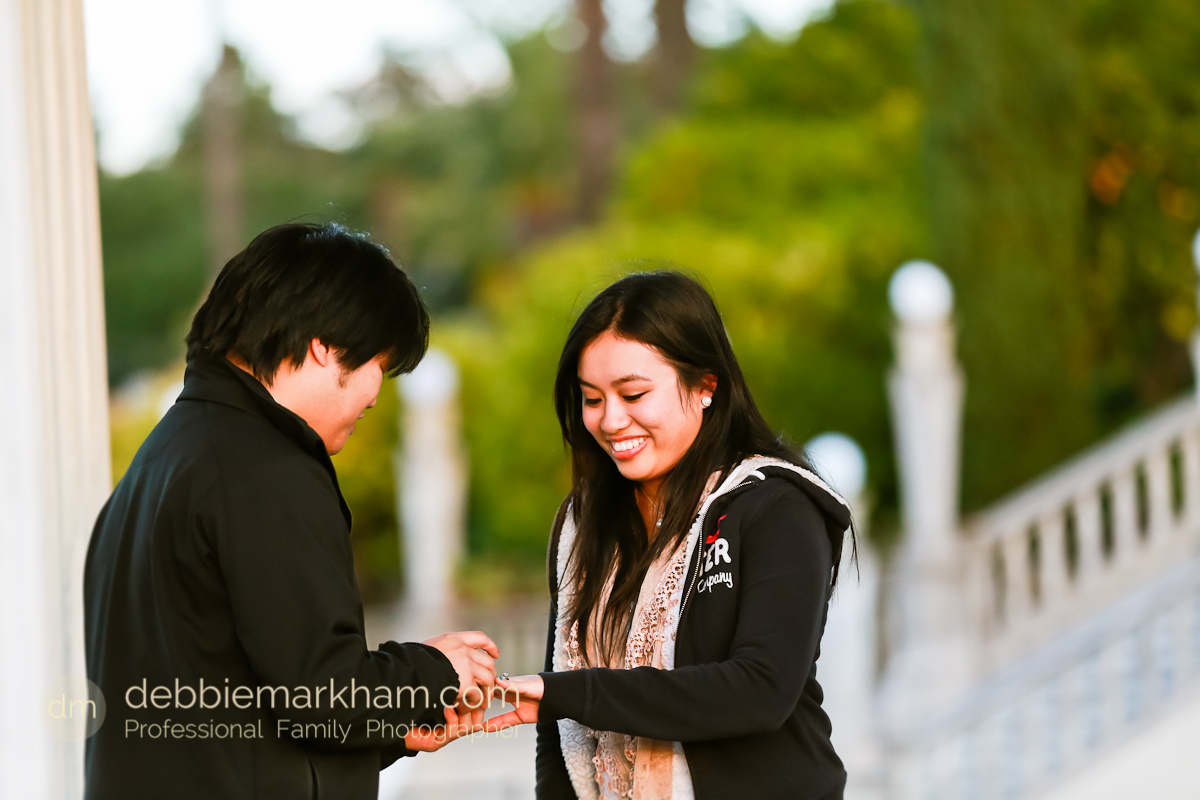 Surprise Marriage Proposal at Hearst Castle017