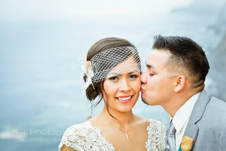 Ragged Point Inn-Big Sur-Wedding Photographer-Gaby+Alex Rainy Day Wedding