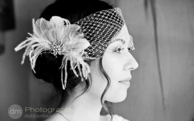 Bride-Ragged Point Inn - Big Sur - Wedding Photographer - Debbie Markham