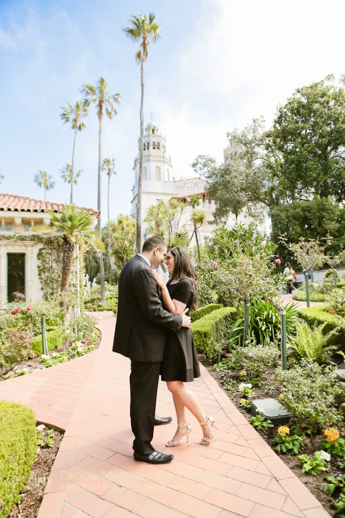 Ricky+Parvi Engaged at Hearst Castle-Engagement Photographer in San Luis Obispo-Cambria-Destination Couples Vacation-Surprise Proposal-3794