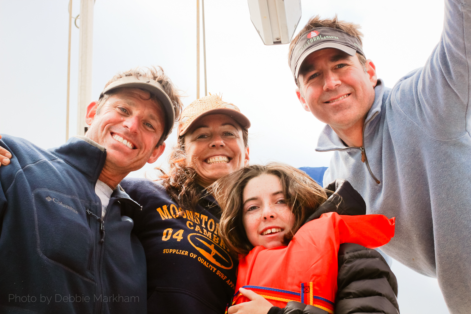 Debbie Markham Photography Sailing in Morro Bay-3472