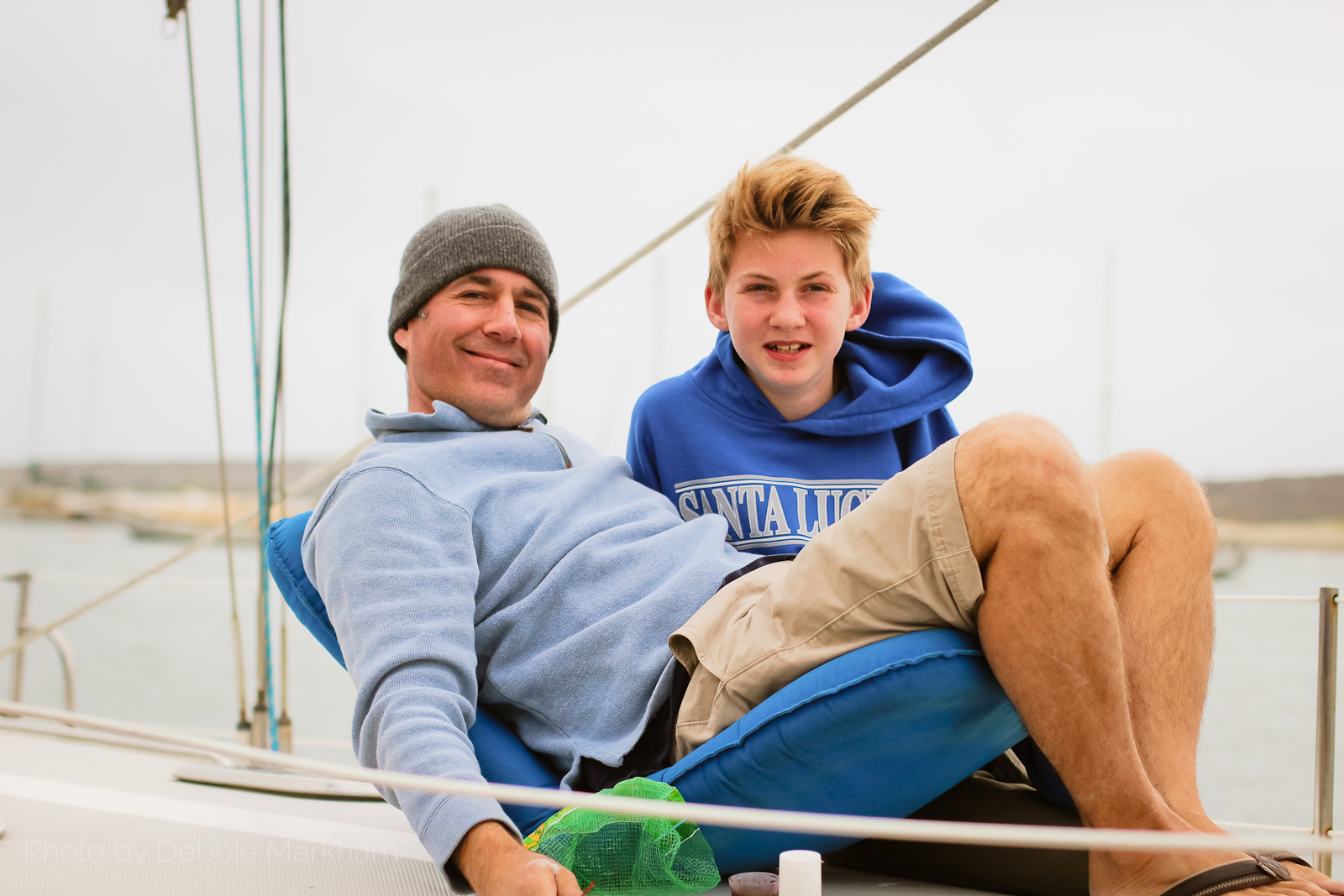 Debbie Markham Photography Sailing in Morro Bay-3519