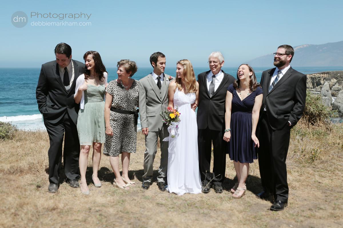 wm-Bridal Party-Cliffside Wedding-Debbie Markham Wedding Photography-Big Sur-Pacific Valley-Laurel-Brian-June21-2013-111