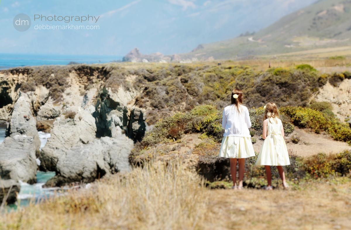 wm-Yellow Dresses-Flowergirls-Debbie Markham Wedding Photography-Big Sur-Pacific Valley-Laurel-Brian-June21-2013-108