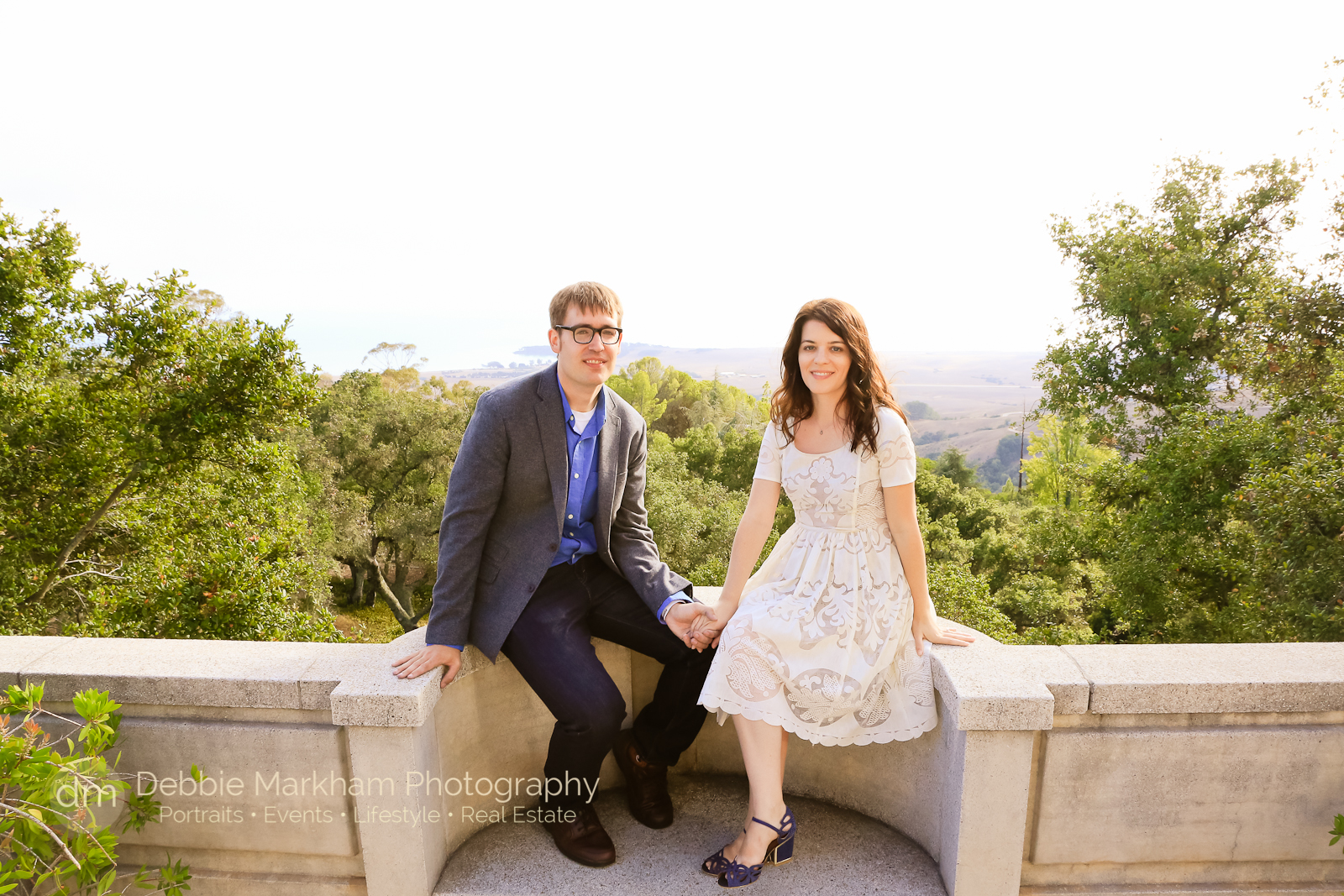 Debbie Markham Photography+Hearst Castle+Engagement+Photographer+Destination Wedding+Central Coast+San Simeon+Cambria+California-3175