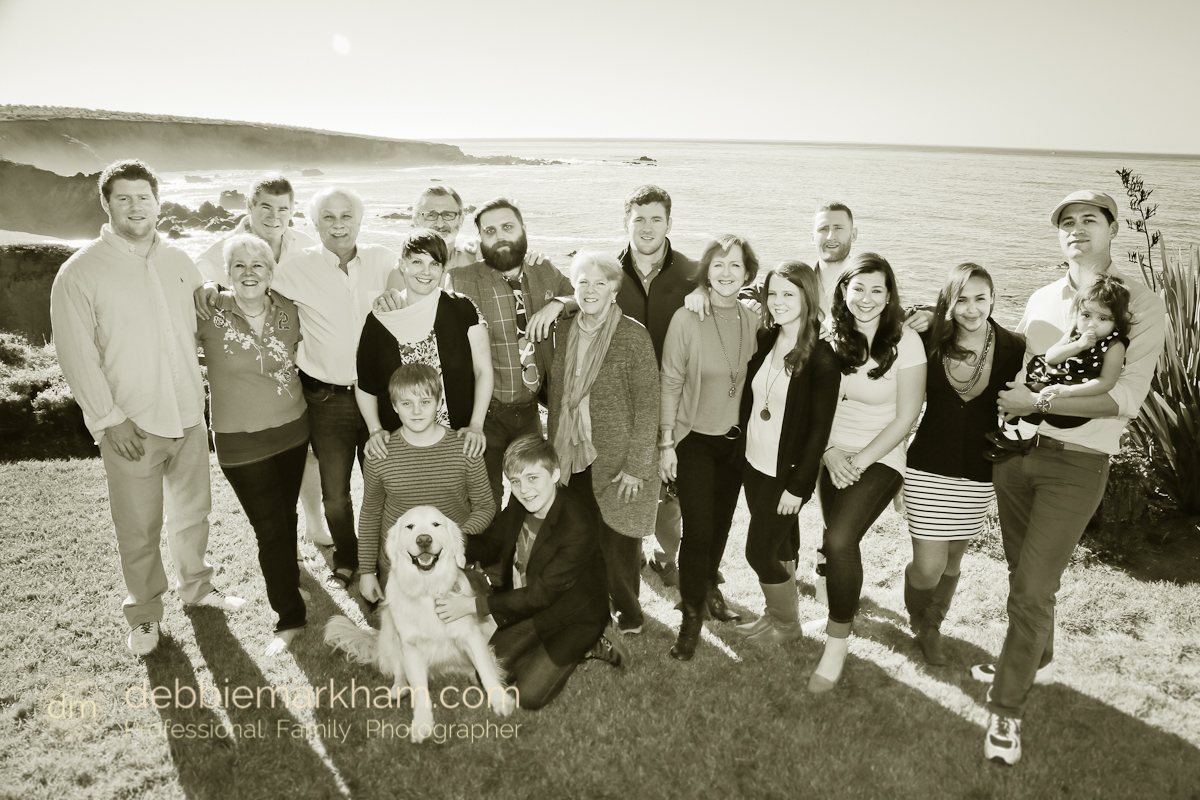 Debbie Markham photographer-Family Reunion Photos-Cambria