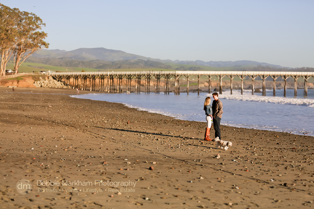Proposal photogrtapher_Beach_Surprise Marriage Proposal_Engagement Photographer_Central Coast_San Luis Obispo-9393