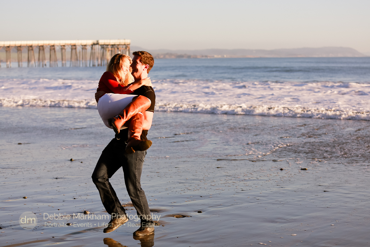 Central Coast Photographer _Hearst_State_Beach_Brittany_Daniel_Proposal