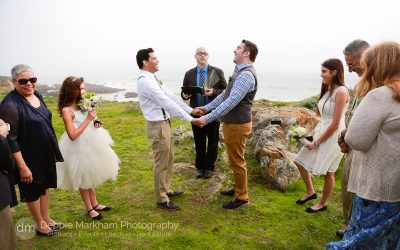 Gay Wedding_Small Wedding_ Small Town Wedding_LGBT Wedding Photographer_Debbie Markham Photography_Cambria CA-0740