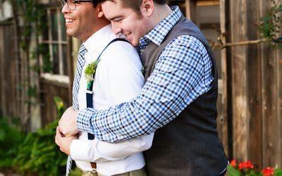 Gay Wedding_Small Wedding_ Small Town Wedding_LGBT Wedding Photographer_Debbie Markham Photography_Cambria CA-0815