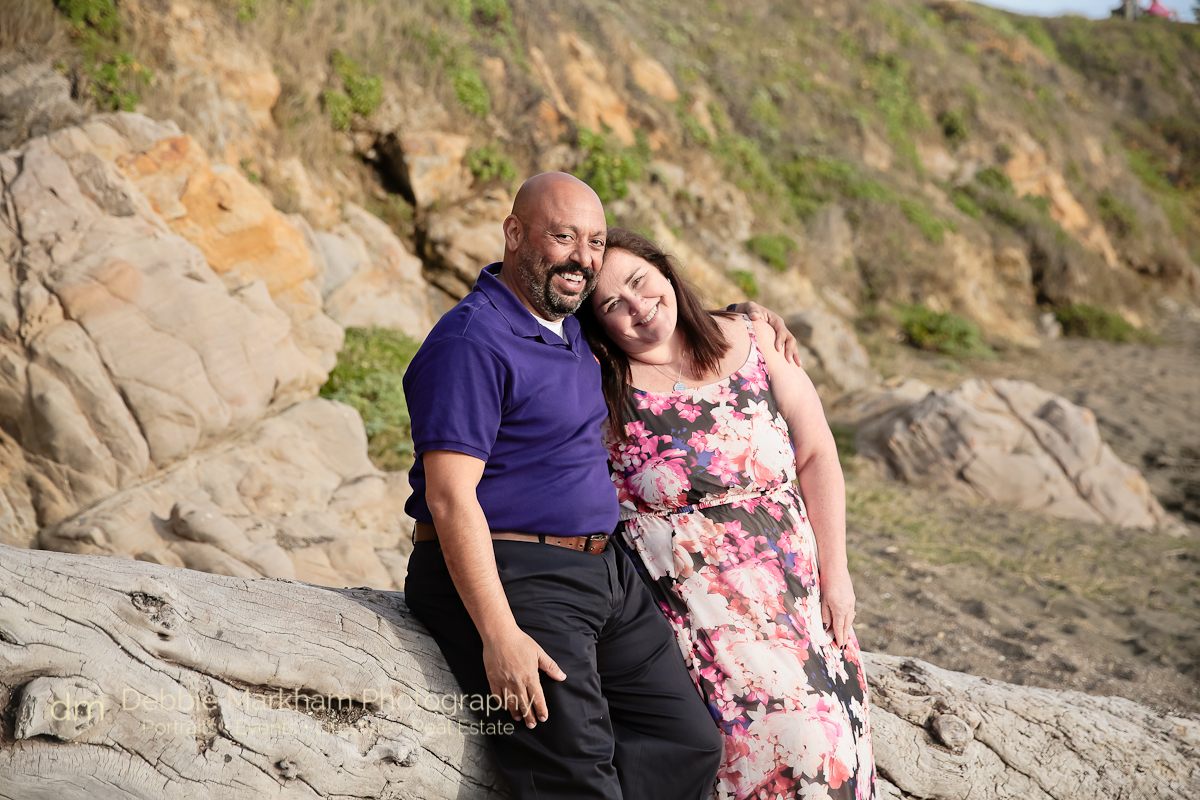 Ahmed+Brandi Couples Portrait Moonstone Beach_Cambria_CA_Destination_Weekend_Getaway-2642