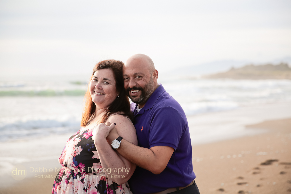 Ahmed+Brandi Couples Portrait Moonstone Beach_Cambria_CA_Destination_Weekend_Getaway-2671