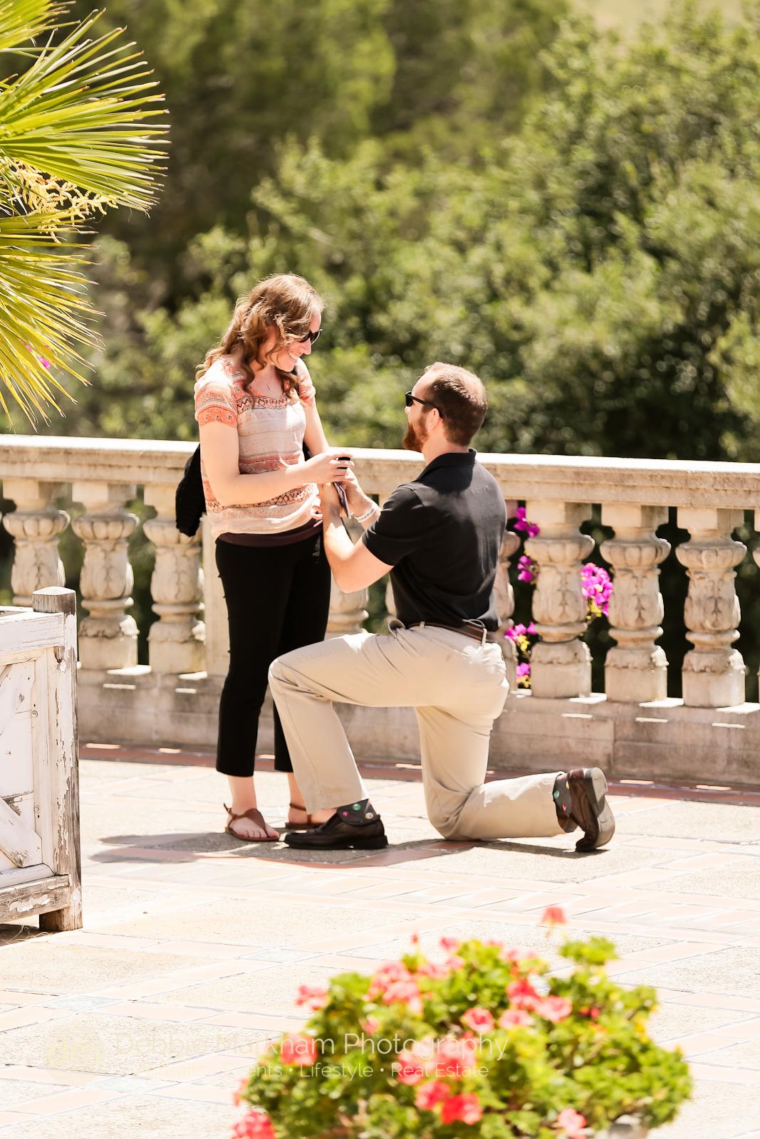 surprise marriage proposal Archives | Debbie Markham