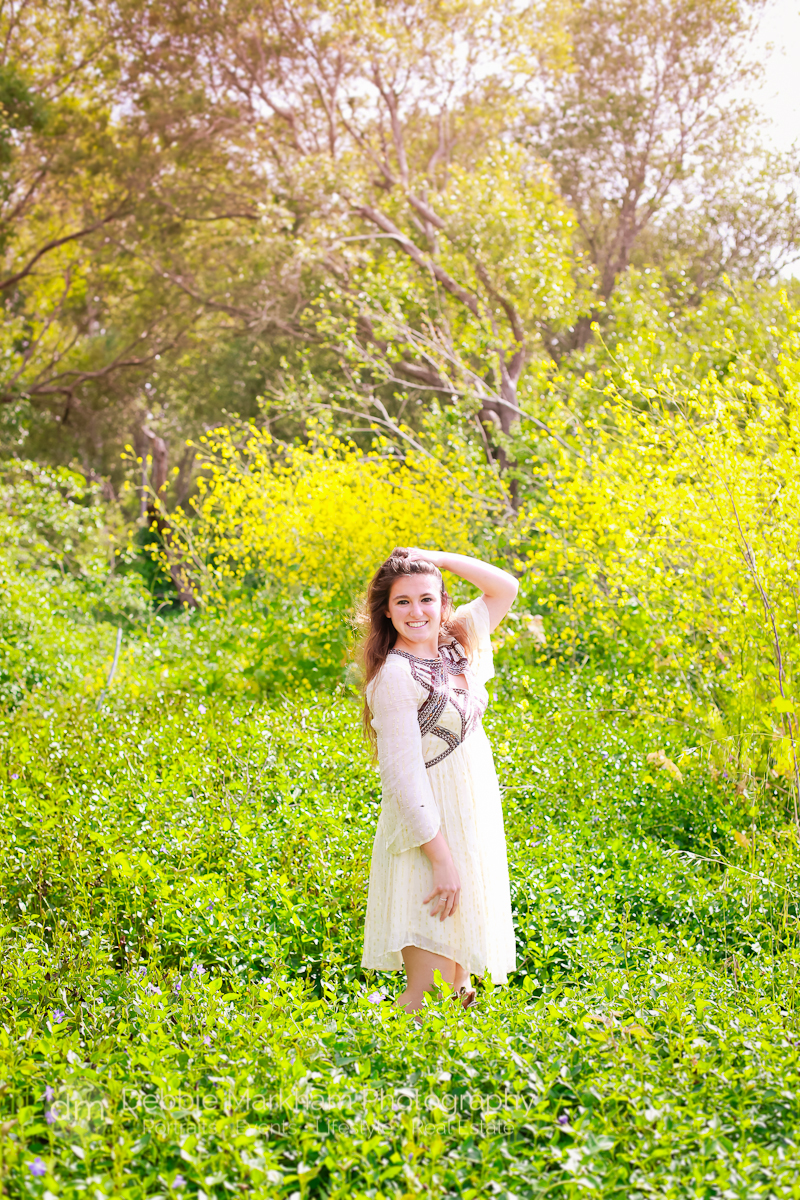 Cambria Photographer_Debbie Markham Photography_Outdoor Senior Portrait_Country Road_Small Town-8875