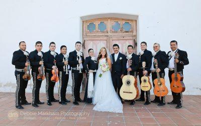 Catholic Wedding at Mission San Miguel_Central California_Destination Wedding_Wedding Photographer_Debbie Markham Photography