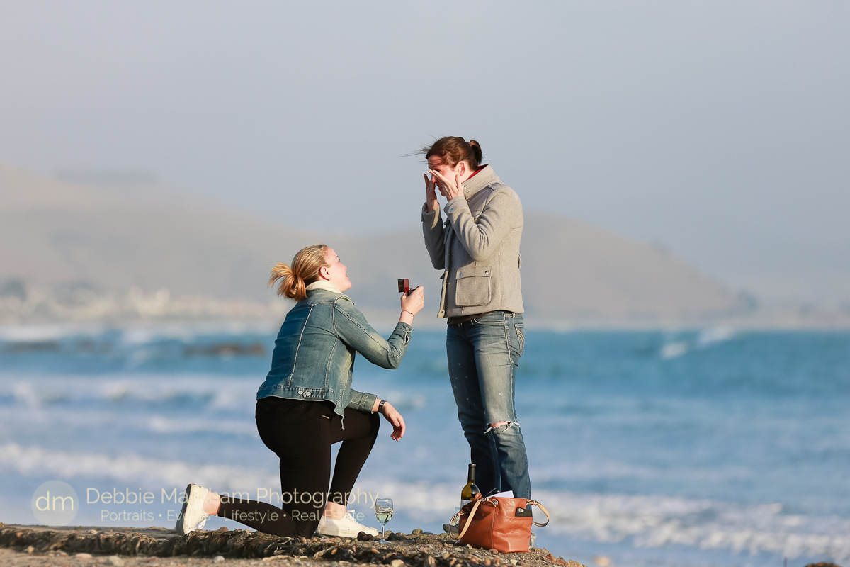5-4-15 Surprise Proposal_Cayucous Beach_California-9014