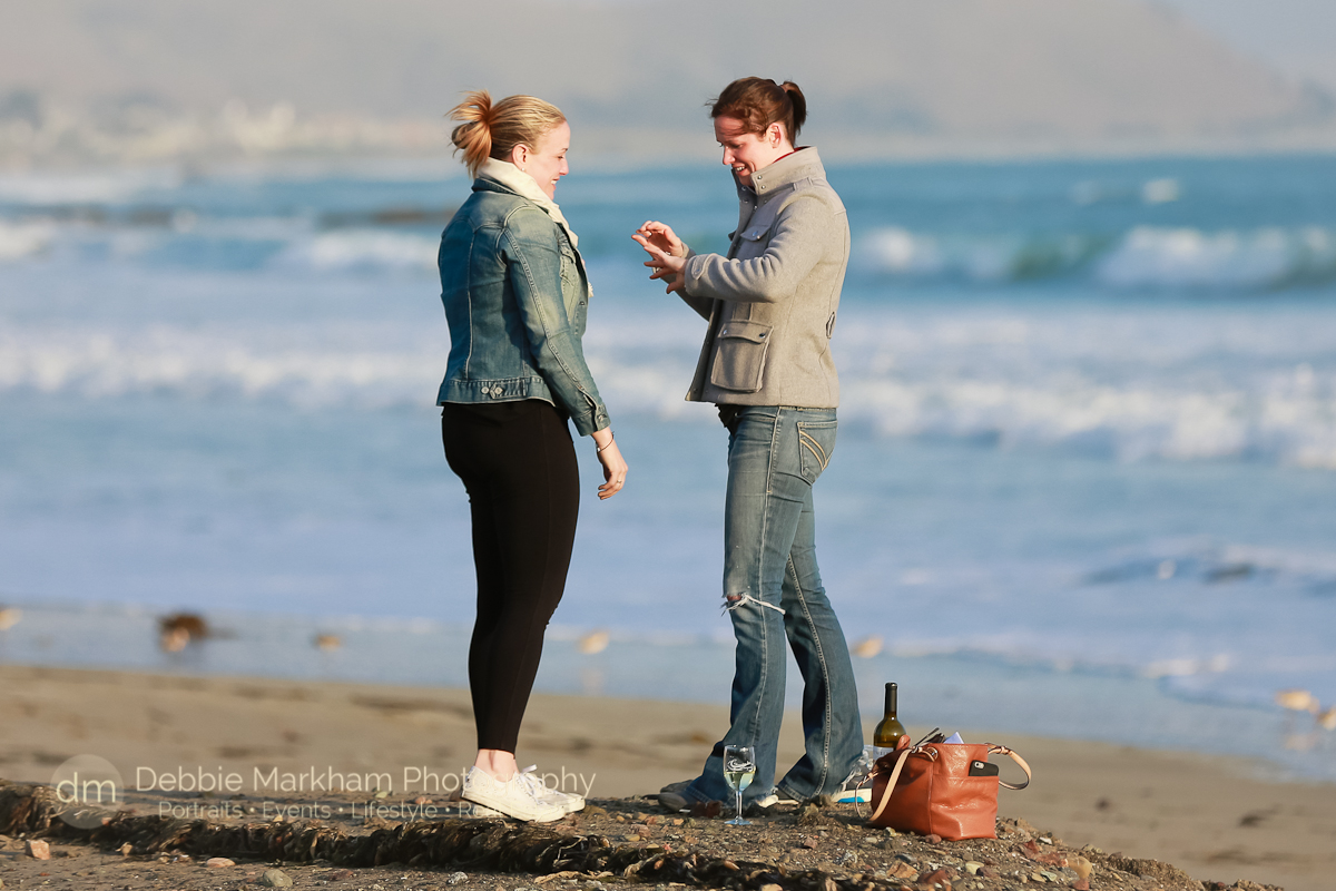 5-4-15 Surprise Proposal_Cayucous Beach_California-9036