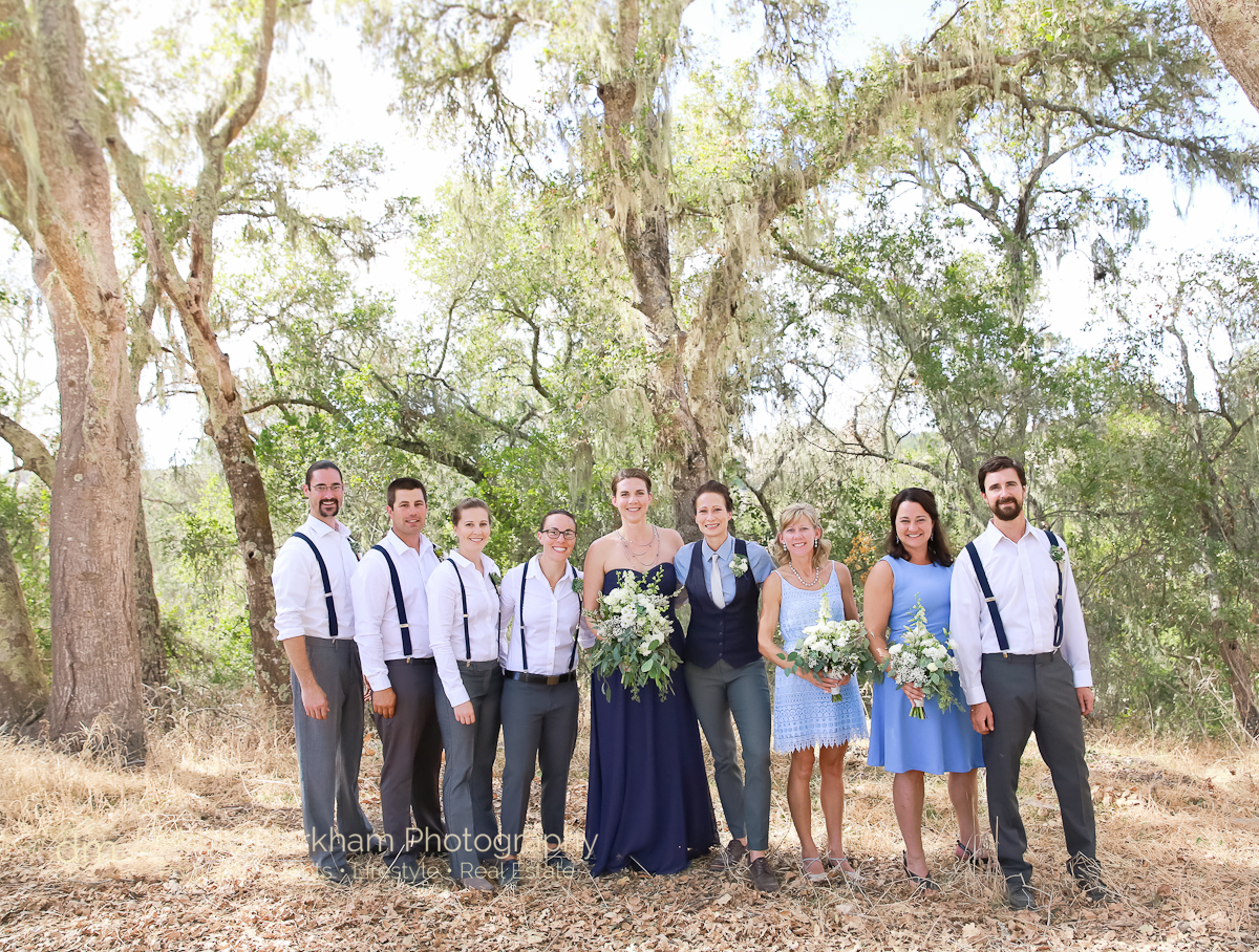 Navy and Grey Bridal Party_LGBT Wedding_Central Coast_California_Dancing Deer Farm_Templeton_Destination LGBT Wedding-4060