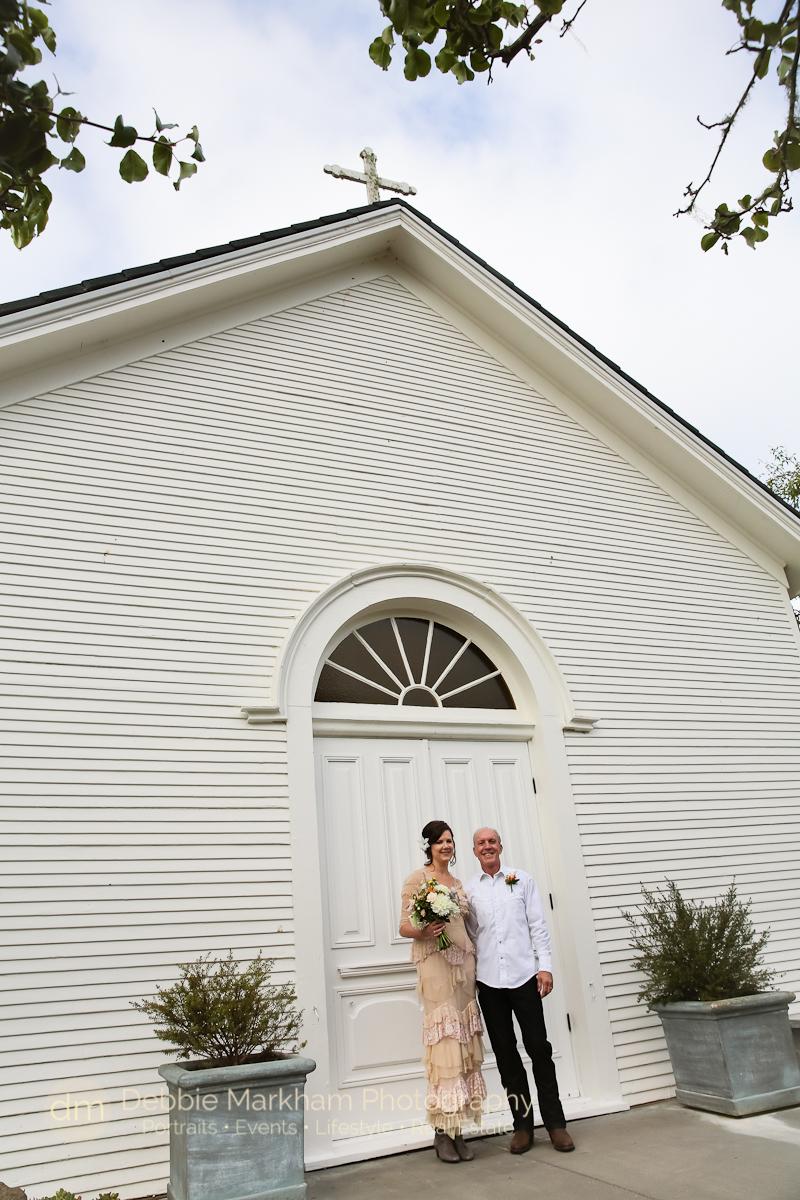 Wedding Portrait_Peach Wedding Dress_Vintage_Bride Groom_Cambria_CA-Destination Wedding_California-5905