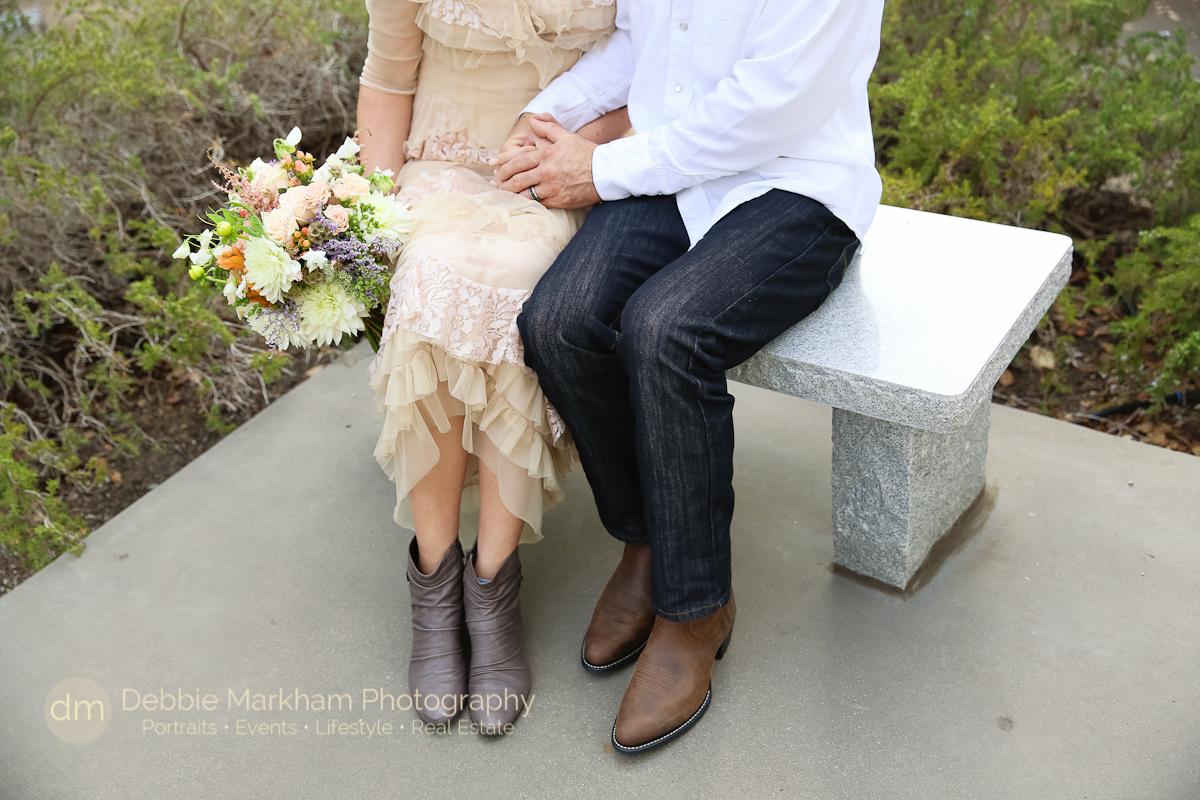 Wedding Portrait_Peach Wedding Dress_Vintage_Bride Groom_Cambria_CA-Destination Wedding_California-5920