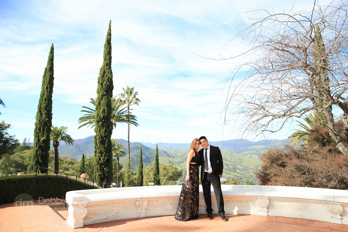 Hearst Castle_Couples_Photo Shoot_Destination-9954