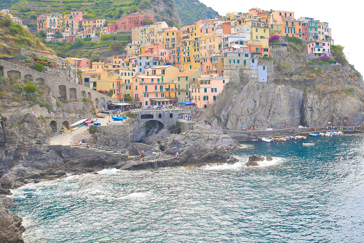 Cinque Terra Family Vacation italy Photo by Debbie Markham