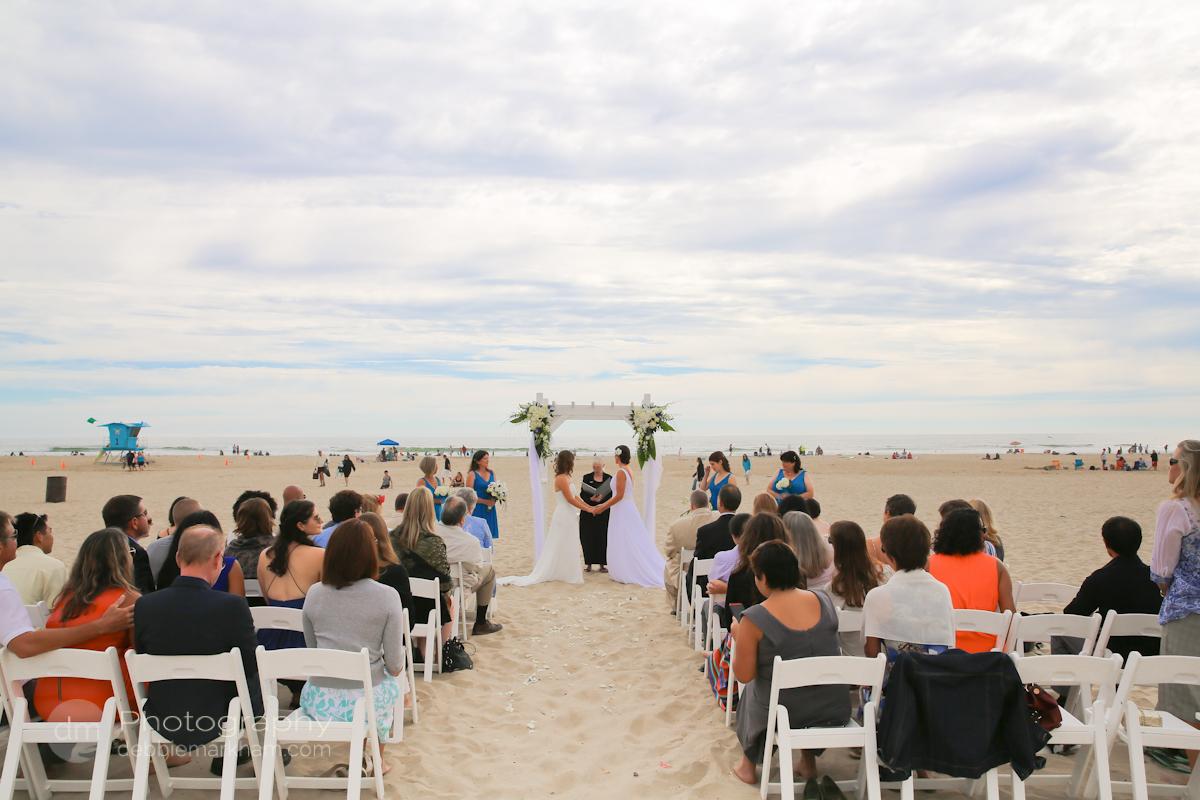 Sea venture pismo wedding