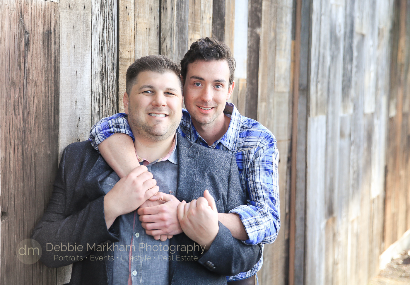 Two Men_Portrait_Gay_Couple_Engagement_Photos_Country_Small Town_Destination_California_Photographer-1077