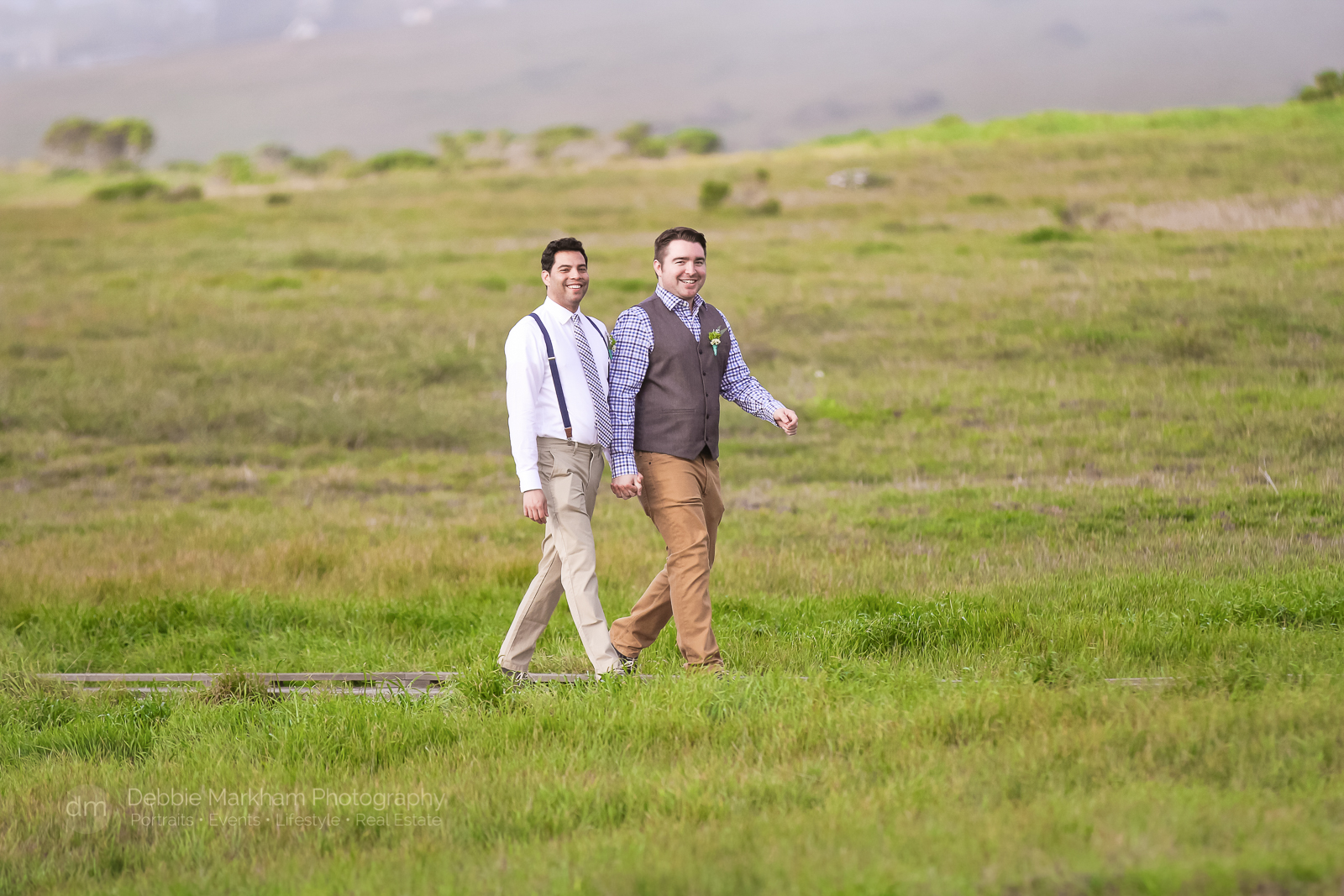 A+R_Gay Wedding_Portraits_Married_Cambria_Robin's_California_Coast__Photographer-15