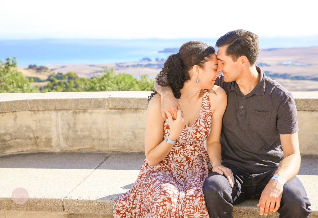 Hearst Castle Tour Surprise Proposal Engagement Photographer-3527