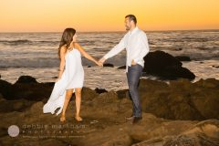 Engagement Photos_Cambria_Natural Light_Photographer_Sunset_Photo Shoot