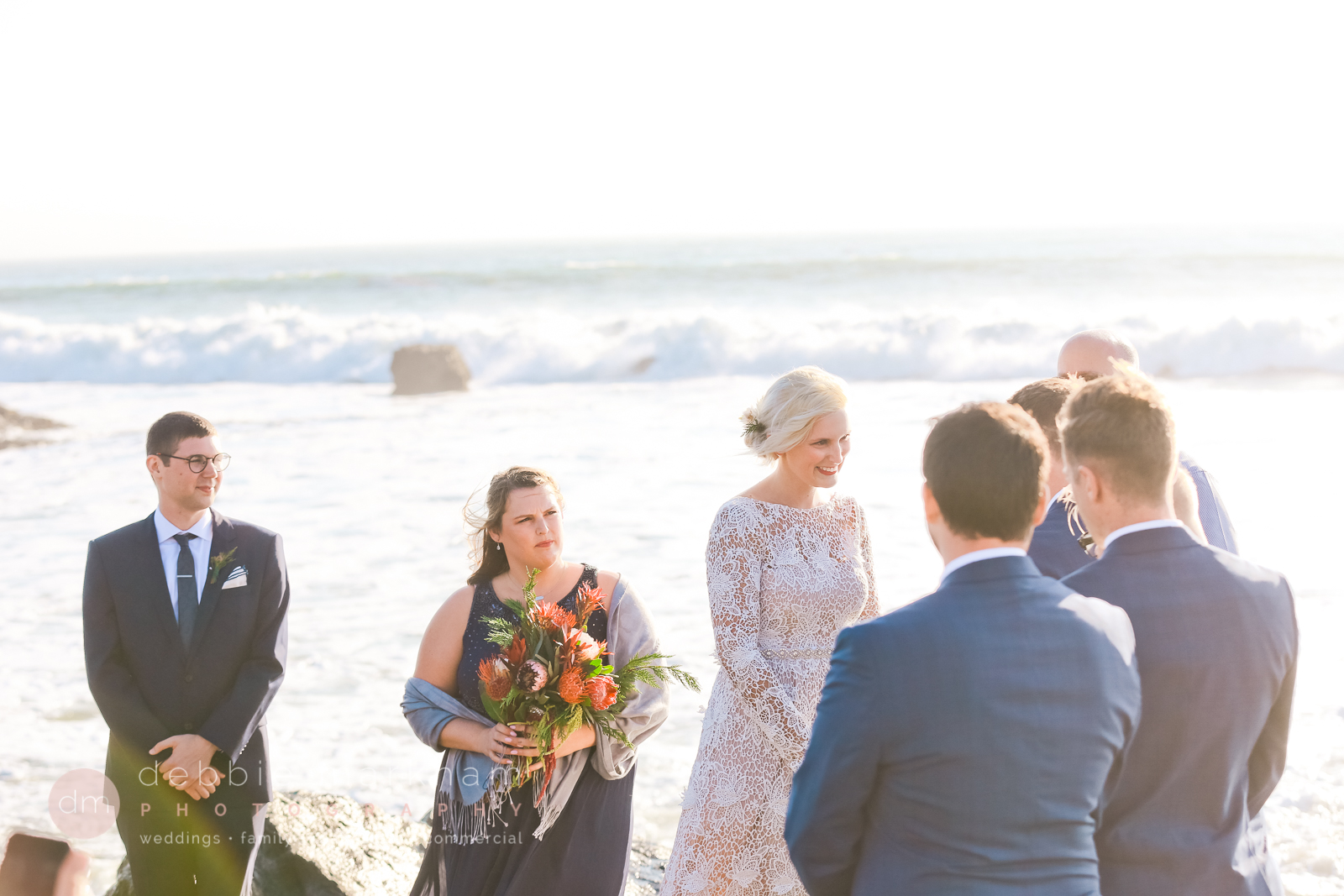 Boho Wedding on Big Sur Cliff-0701