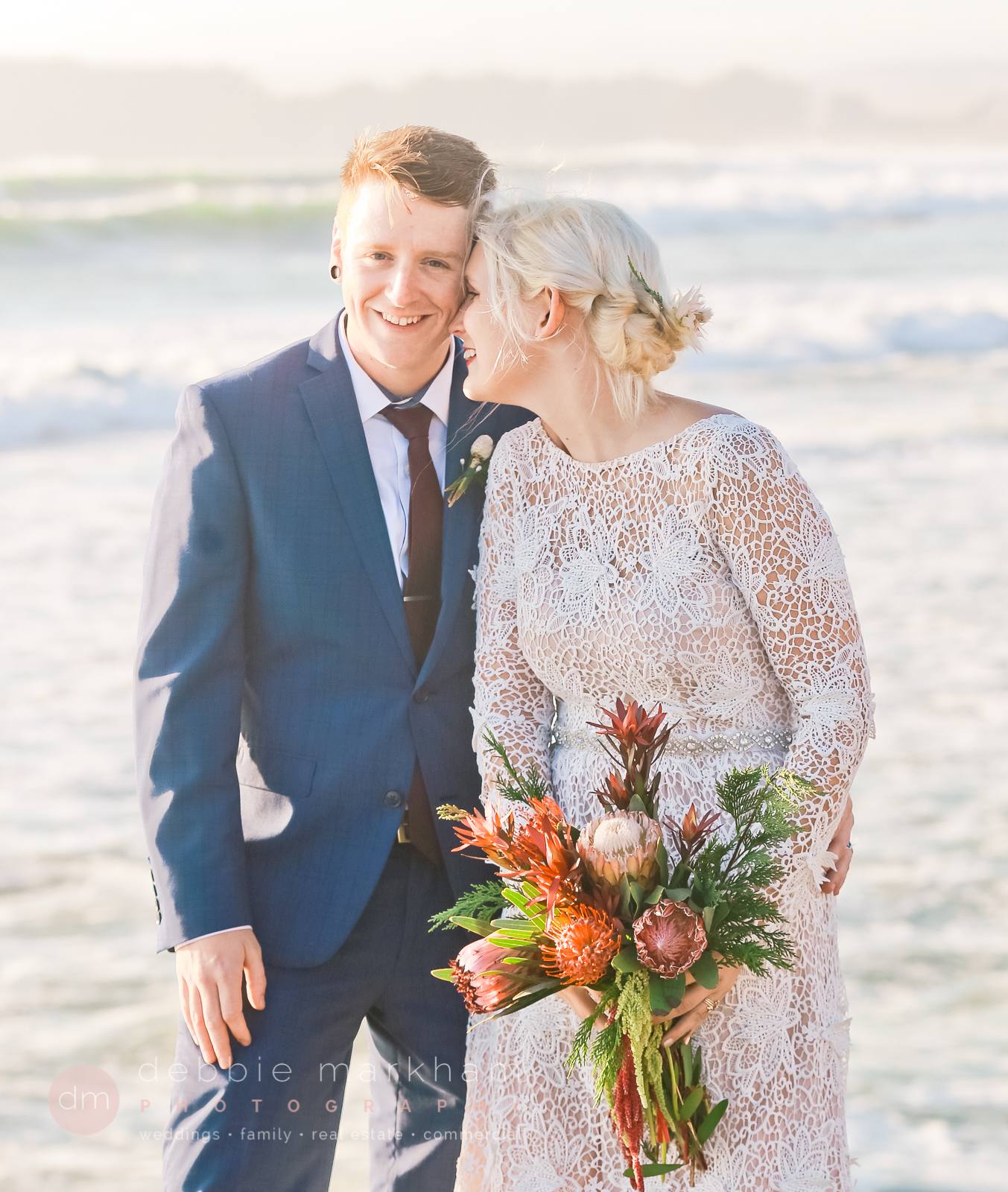 Boho Wedding on Big Sur Cliff-0760