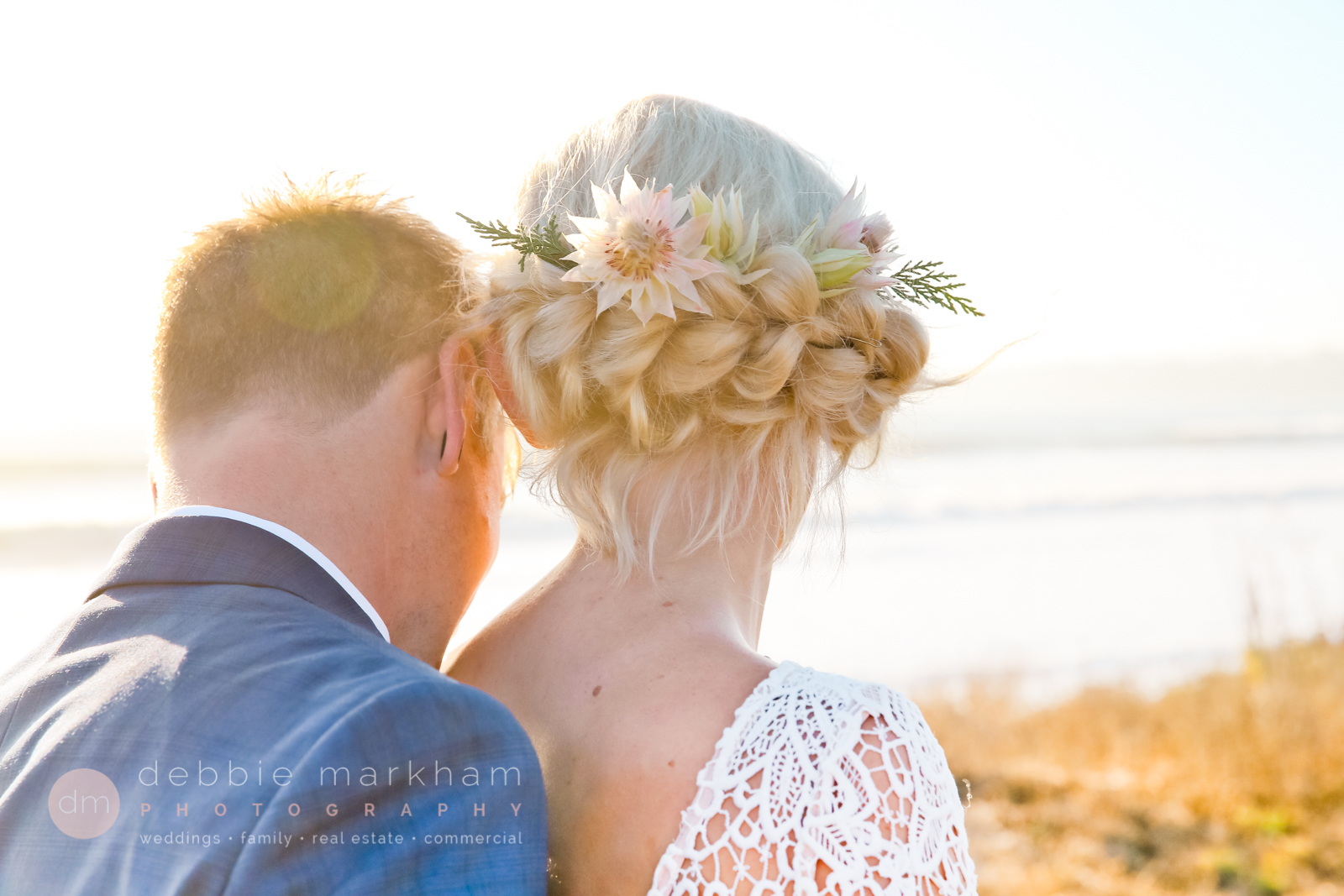 Ocean View, Cliffside Wedding in Big Sur